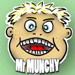 Mr Munchy of iOS